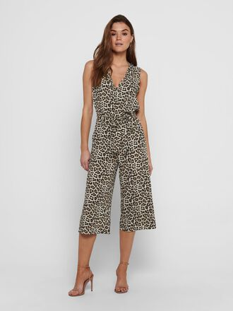 WICKELEFFEKT JUMPSUIT