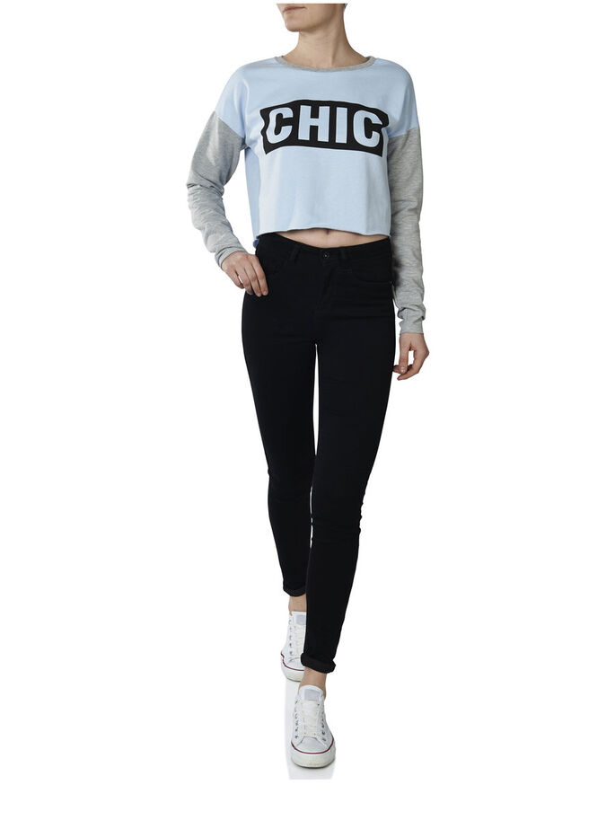 CROPPED SWEATSHIRT, Skyway, large