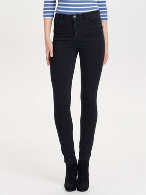 JDY HIGH HOLLY SKINNY FIT JEANS