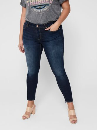 CARWILLY LIFE REG ANKLE SKINNY FIT JEANS