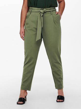 CURVY HIGH NECK TROUSERS