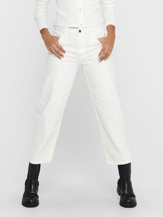 JDYJOLEEN LIFE ANKLE HIGH WAISTED JEANS