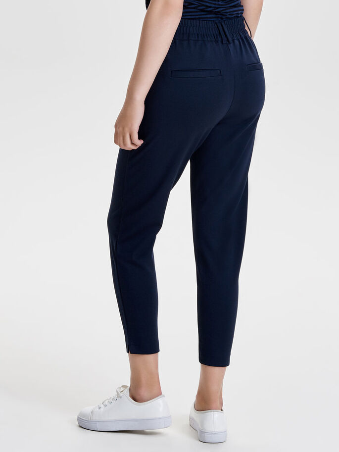 POPTRASH ANKLE ZIP TROUSERS, Night Sky, large