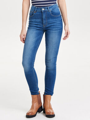PIPER HIGH-WAIST SKINNY JEANS