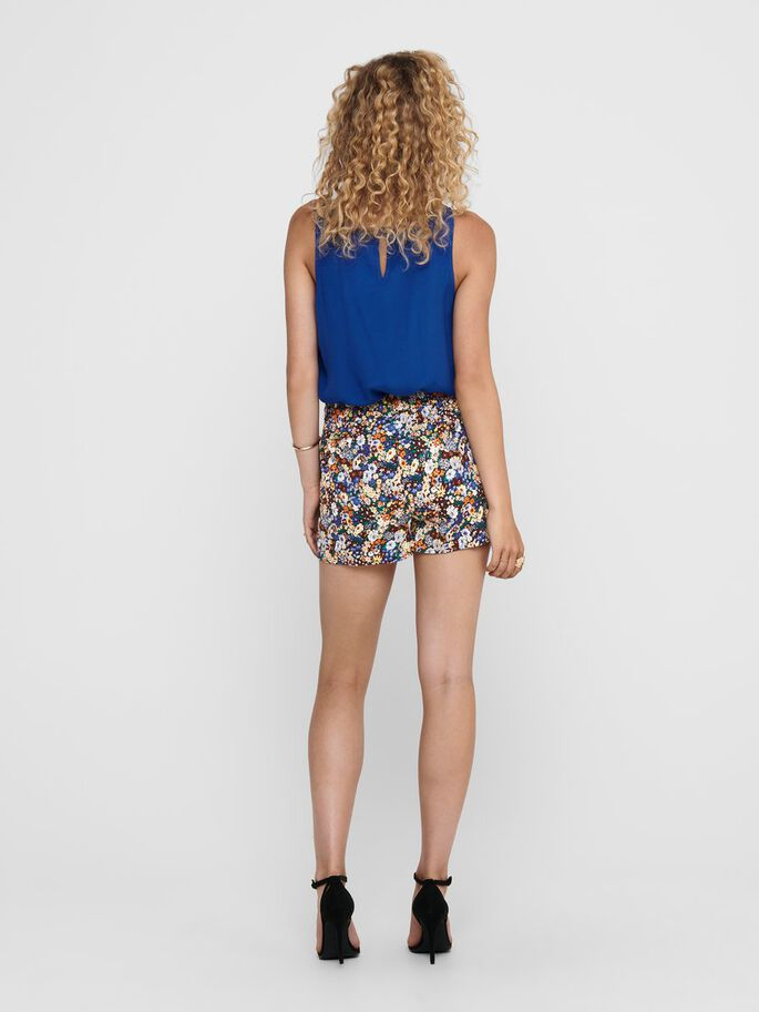 PRINTED SHORTS, Night Sky, large