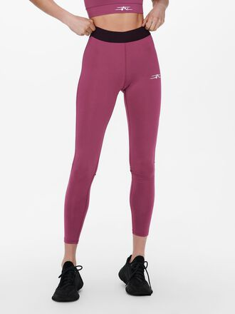 SOLID COLORED TRAINING TIGHTS