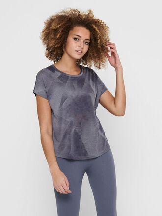 LOOSE FITTED SPORTS TOP