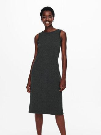 LOOSE FITTED MIDI DRESS