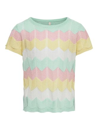 ZIG ZAG STRIPES TOP
