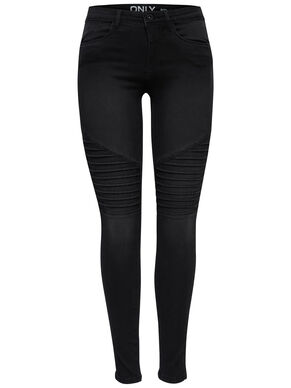 ROYAL REG BIKER SKINNY FIT JEANS