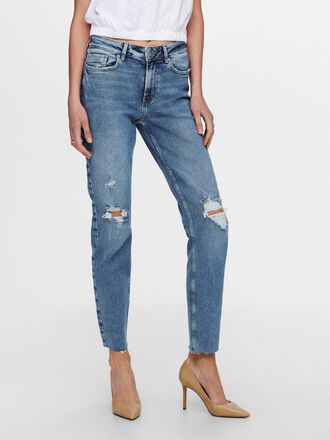 ONLERICA LIFE MID STRAIGHT FIT JEANS