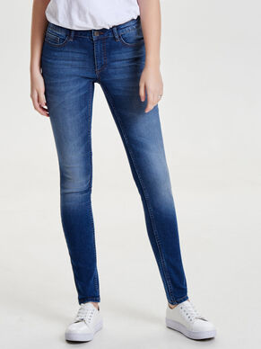 JDY MAGIC LÅGA SKINNY FIT-JEANS