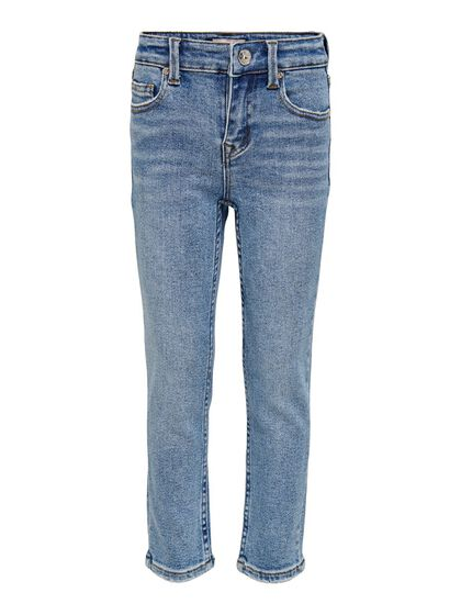 KONERICA LIFE MID ANKLE STRAIGHT FIT JEANS