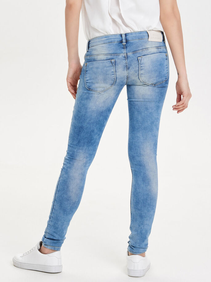CORAL SL JOGG JEAN SKINNY, Light Blue Denim, large