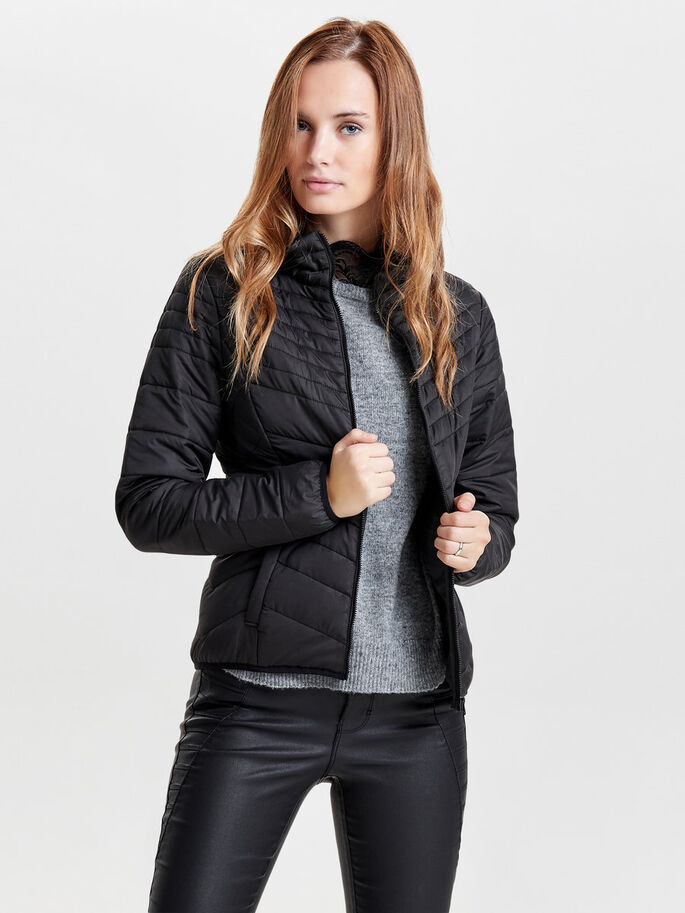 Short quilted jacket | ONLY
