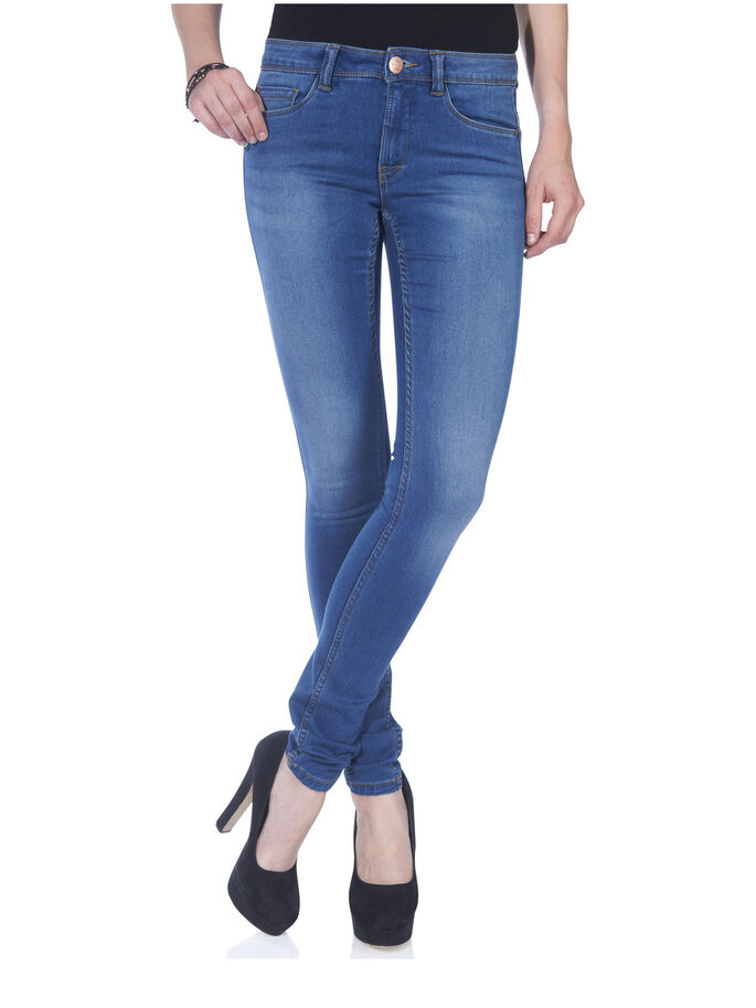 SKINNY REG. SOFT ULTIMATE JEANS, Medium Blue Denim, large