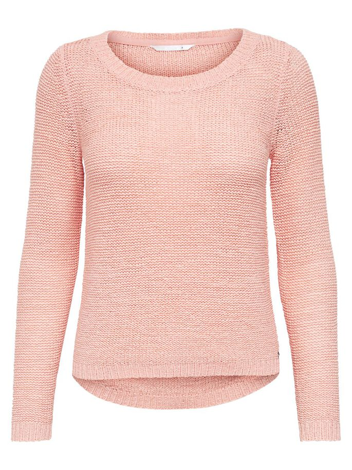 96c9053bc Texture knitted pullover