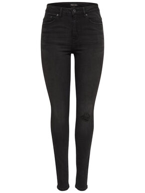 PEARL HIGH WAIST JEANS SKINNY FIT