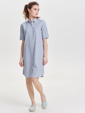 LONG SHORT SLEEVED SHIRT