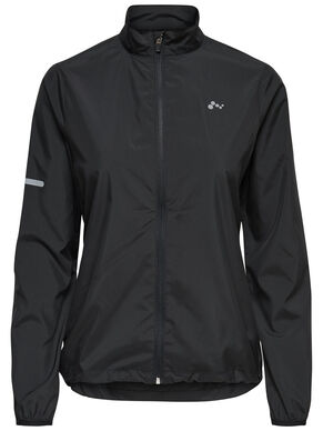 SOLID RUNNING JACKET