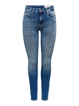LSUELANOT MID SKINNY FIT JEANS