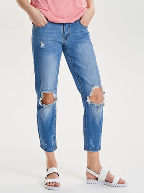CILLE NORMAHÖGA SMALA SKINNY FIT-JEANS