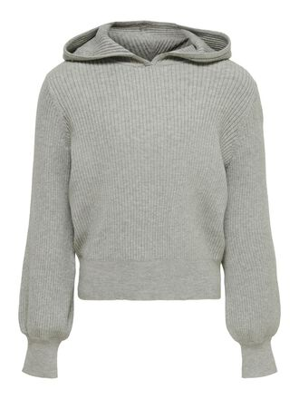 CÔTELÉ SWEAT À CAPUCHE