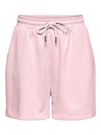 LOOSE FITTED SWEAT SHORTS