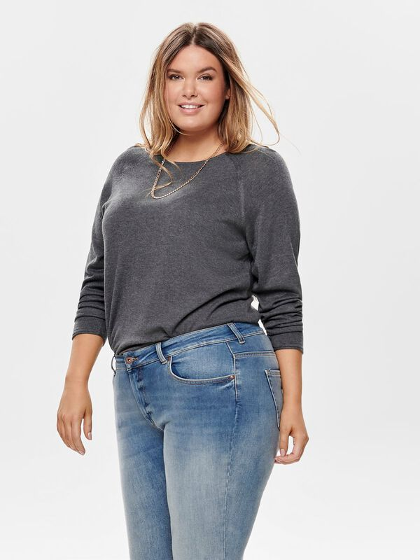 ONLY - Curvy Strickpullover - 3