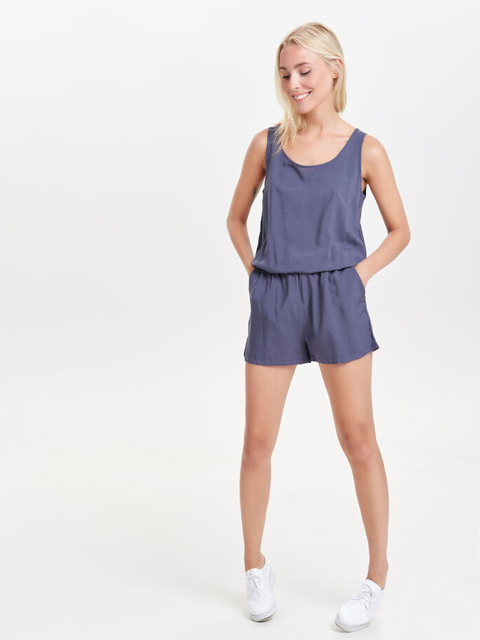 SOLID PLAYSUIT, Ombre Blue, large