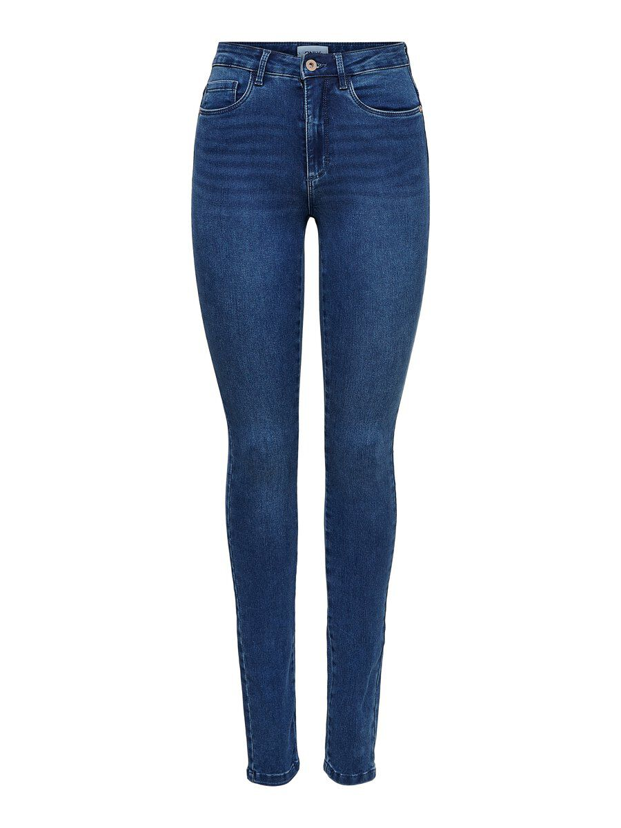 Only Onlroyal High Waist Skinny Jeans Donna