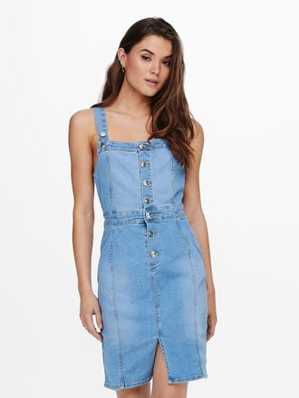 SPENCER DENIM DRESS
