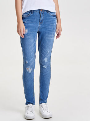 JDY NOME GIRLFRIEND STRAIGHT FIT JEANS