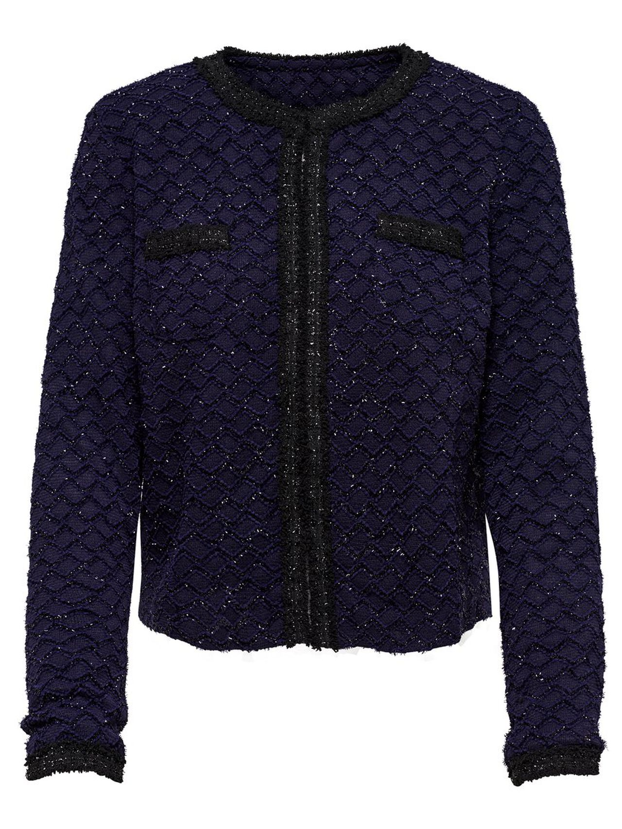 ONLY Detailed Jacket Women Blue