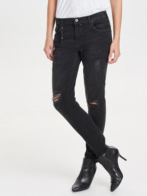 GEMMA GIRLFRIEND SLIM FIT-JEANS