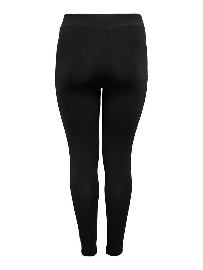 CURVY LEGGING, Black, large