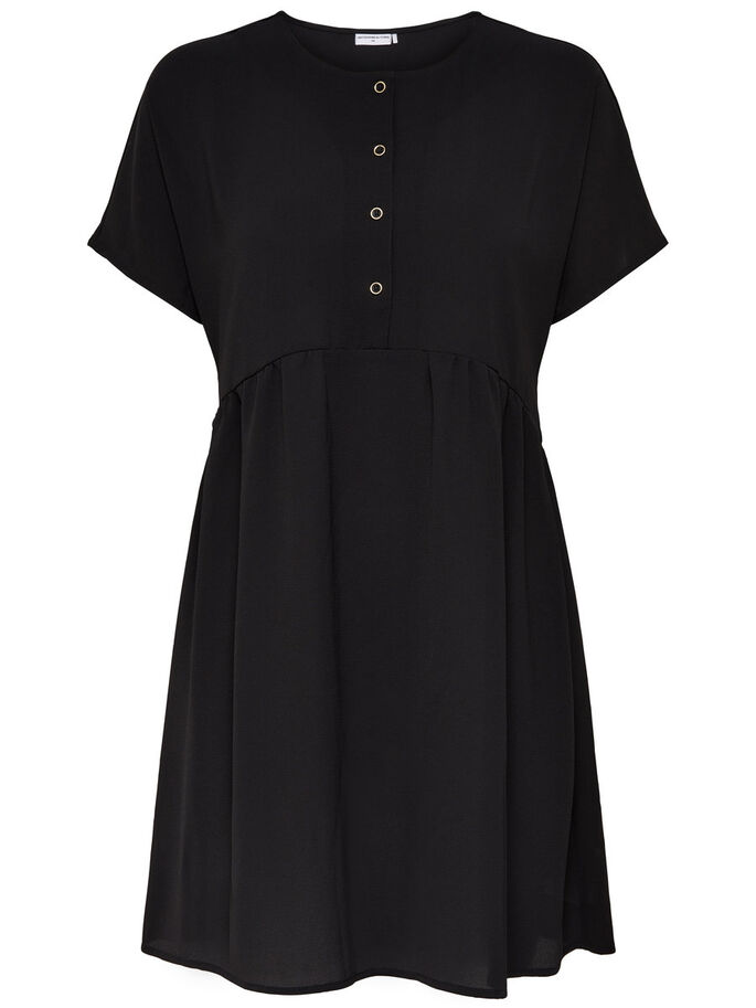 AMPLE ROBE, Black, large