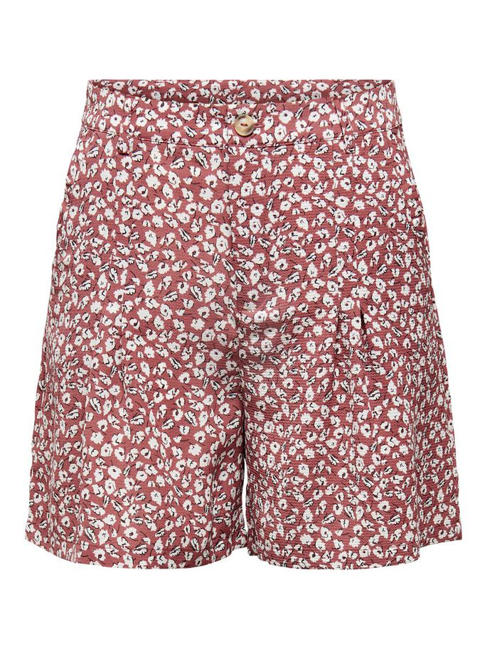 PRINTED SHORTS, Apple Butter, large