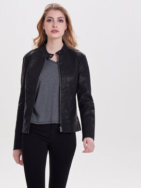 e3b01b8b Leather and leather look - Shop leather and leather look jackets and ...