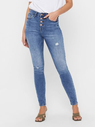 JDYJONA HIGH ANKLE SKINNY FIT-JEANS