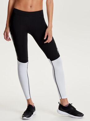 DETAILED RUNNING TIGHTS