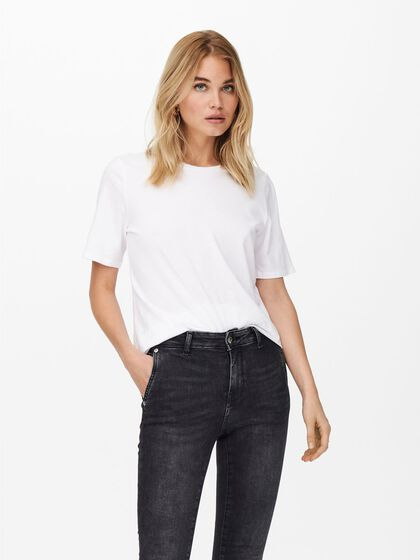 ONLBLUSH CHINO MID SKINNY FIT JEANS