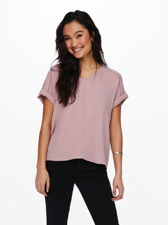 LOOSE FITTED TOP