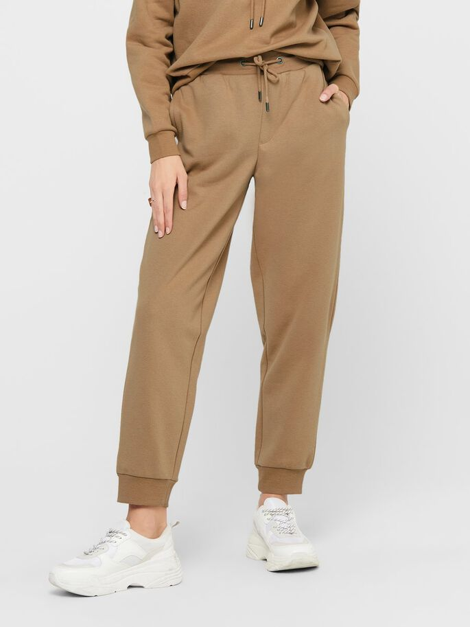 SWEAT TROUSERS, Burro, large