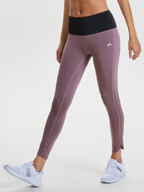CONTRAST TRAINING TIGHTS