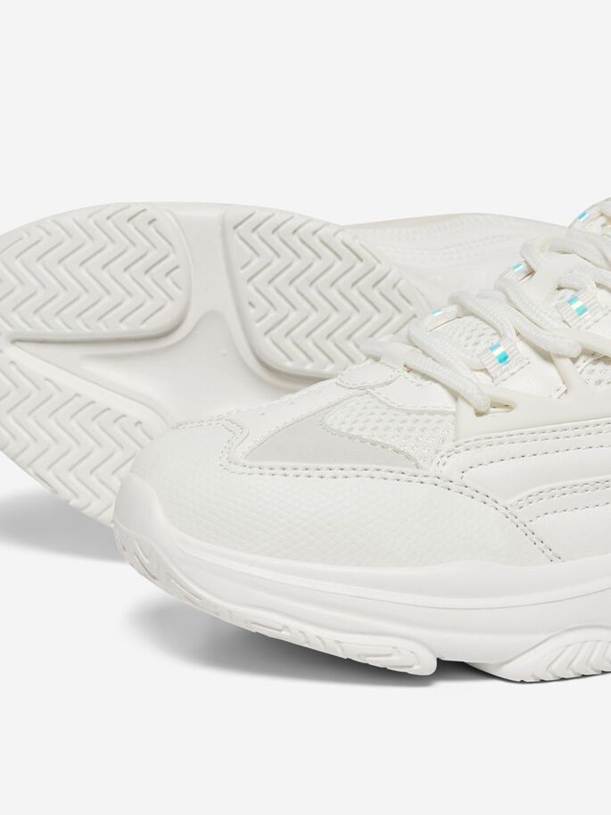 CHUNKY SNEAKERS, White, large