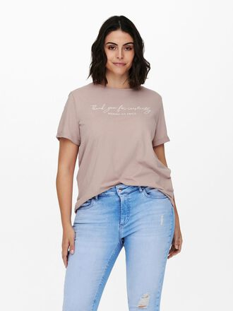 CURVY STATEMENT T-SHIRT
