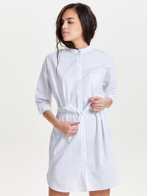3/4 SLEEVED DRESS