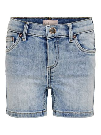 KONBLUSH LIGHT BLUE DENIM SHORTS