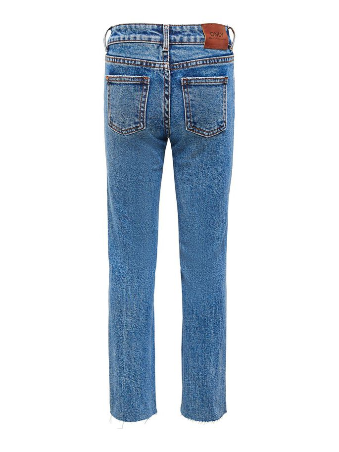 KONEMILY LIFE BRUT CHEVILLE JEAN DROIT, Dark Blue Denim, large
